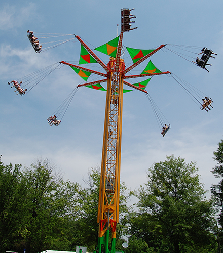 Large Carnival Ride