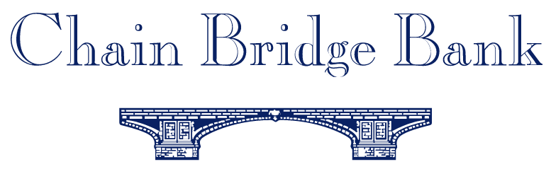 Chain Bridge Bank logo