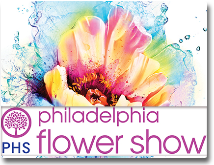 Philly Flower Show shadox box