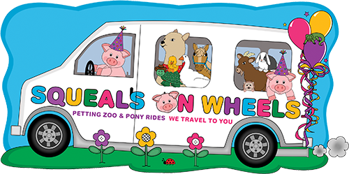 Squeals on Wheels full logo